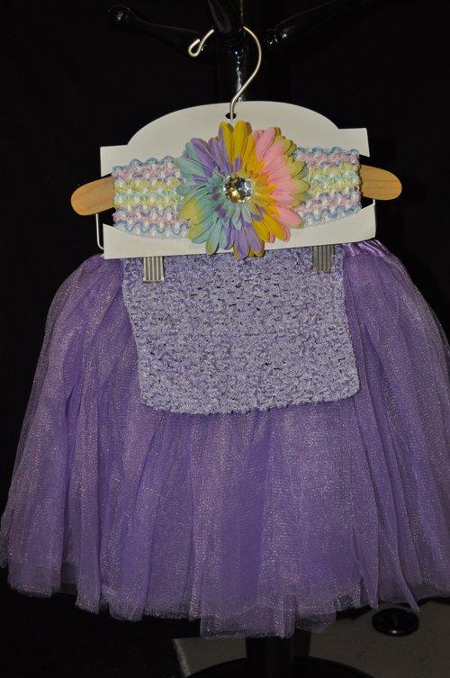 Light Purple Tutu Set
