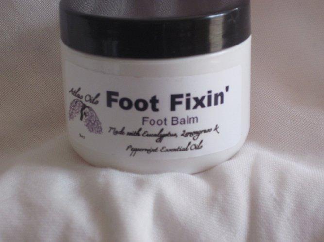 Foot Fixin'