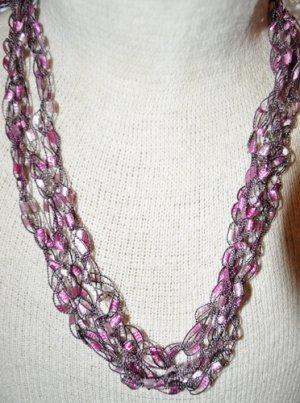 Crochet Necklace (4)