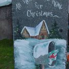 All Hearts Come Home for Christmas - Large Slate