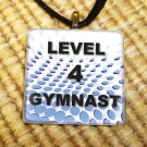 Level 4 Gymnast Pendant