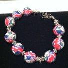 Fun - Polymer clay Bracelet