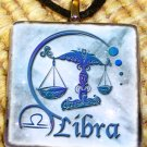 Libra Glass Pendant