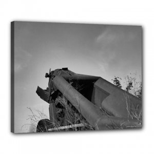 16x20 Gallery Wrap Antique Corn Picker