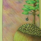 &quot;Pastel Sky&quot; Colored Pencils 11&quot;X8 1/2&quot;