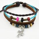 Leather Bracelet #A105