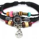 Leather Bracelet #A106