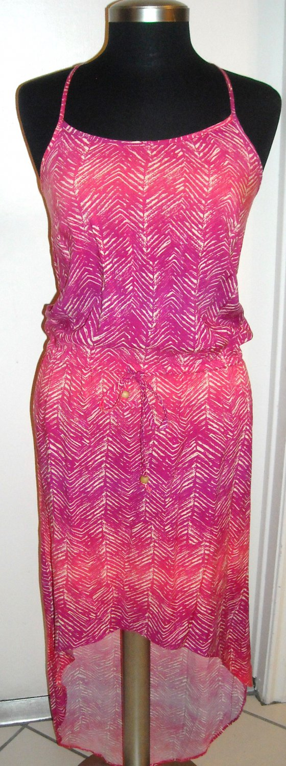 HANG TEN HI LOW DRESS SIZE XS-S  (NEW)