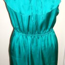 XHILARATION SHORT GREEN DRESS SIZE XL (NEW)