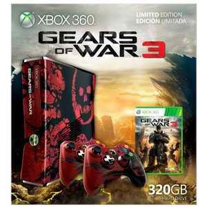 Xbox 360 Gears of War 3 Edition