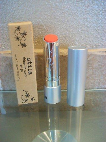 Stila Shine Lip Color Lipstick ~ Charlotte ~ SPF 20 NIB