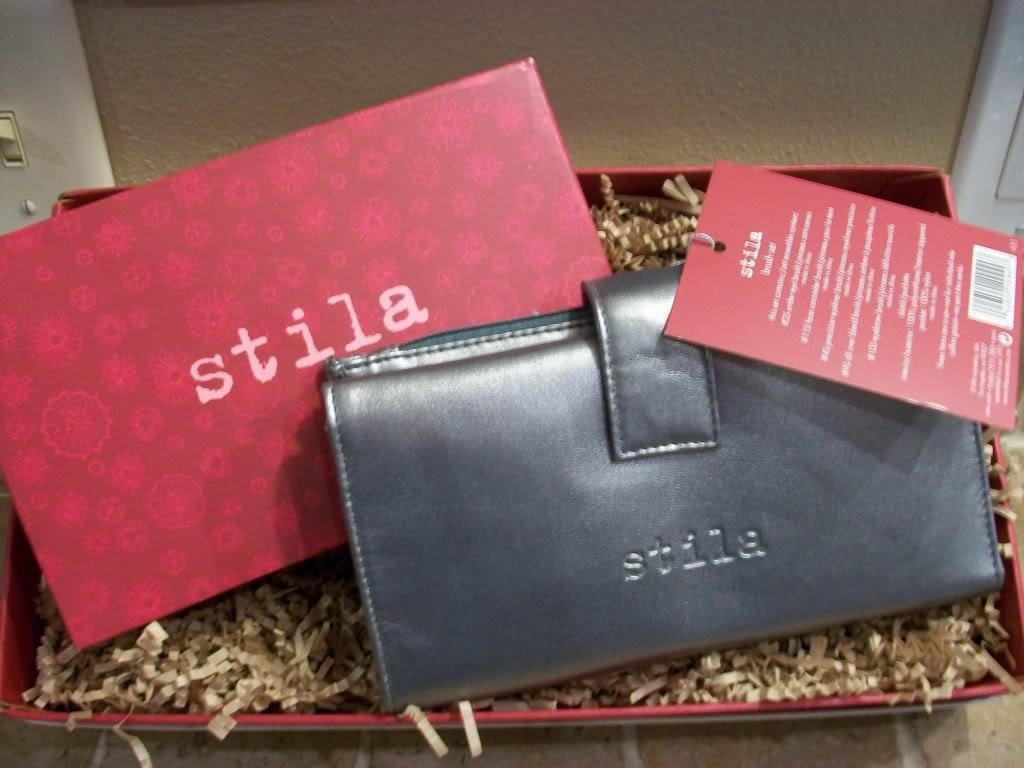 Stila Holiday Cosmetics Brush Set ~ New In Box ~