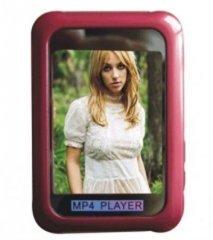 MP4 player 4GB, 2.0 inch 262k true colour TFT screen
