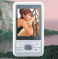 MP4 Player 4GB, 1.8-inch LCD, Ultra-thin Design, Metal Shell