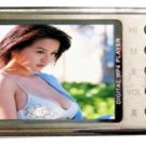MP4 Player 4GB, 2.0-inch OLED Display, Built-in FM Radio