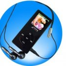 MP4 Player 2GB, 1.5-inch TFT-Screen