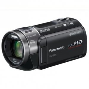 Panasonic HC-V500 Hd Video Camera Service Manual
