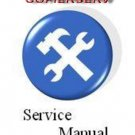 Sharp MX-C300 Service Manual+Parts Guide
