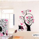 wall sticker-cats
