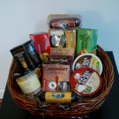 The Entertainer Cheese & Cracker Gift Basket