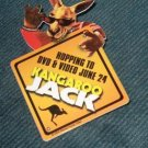 Kangaroo Jack DVD / Video Release Promo Pin Includes Shipping