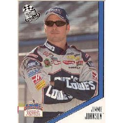 2004 Press Pass National Trading Card Day PP3 Jimmie Johnson (Racing Cards) Inc Shipping
