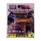 Transformers RPMs Bumblebee & Optimus Prime Vehicles