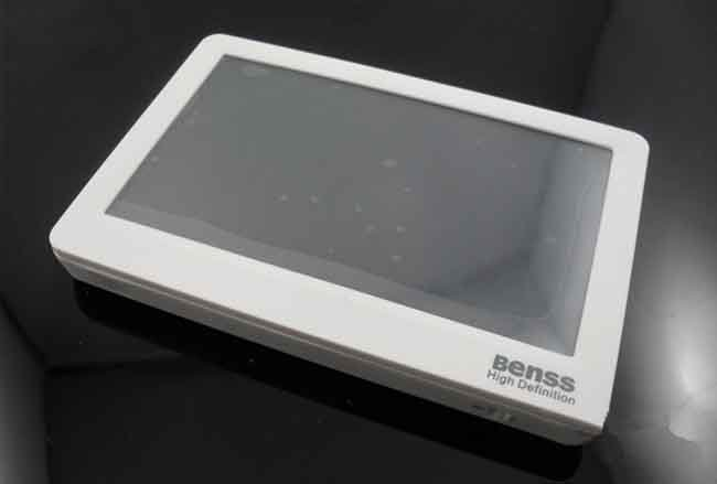 Brand New BENSS BX88 4.3Inch 4GB MP3/MP4 PLAYER TV-OUT HDTV video output e-book PMP plyaer
