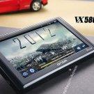 "Onda VX580LE 8GB 5.0"" Touch Screen MP5 MP4 Player"