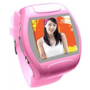 """Watch Cell Phone Mobile 1.5"""" Wide Touch Screen FM MQ007"""