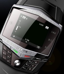 Quad-Band Dual Sim Dual Standby Watch Phone Gd910 With Ultra Thin And Bluetooth