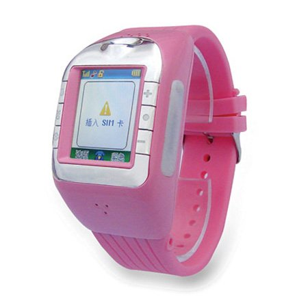 1.33 Inch Touch Color Screen Watch Phone