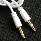 100CM 3.5MM MALE TO MALE STEREO AUDIO EXTENSION CABLE