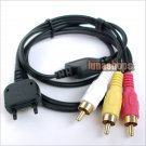 ITC-60 AV VIDEO AUDIO TV-OUT CABLE FOR SONY ERICSSON