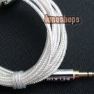 Pure Silver Cable For Monster Beats Studio Headphone