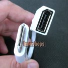 Ipad Dock Port To Female DP Display Port Converter Adapter Cable