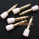 3.5mm Female to 6.5mm Male Stereo Audio Adapter Hifi