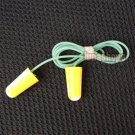 Quiet Down Filled Ear Plugs 304s small CORDED FORM