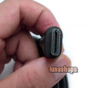 Unknow Cable - Special HDMI Or DP Display Port Male To Male Adapter Cable