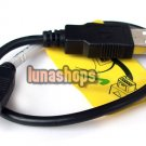 USB Male To 4 Pins Mini Male Data Charger Cable Adapter For Jabra Headset Asus