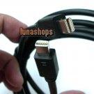 Mini DisplayPort Male to Mini DisplayPort DP Male Cable Adapter
