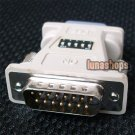 VGA 15-PIN FEMALE TO MAC 15-PIN MALE ADAPTER With Chip