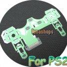 PS2 controller Button Ribbon Repair Keypad Flex Cable circuit board Part Repair