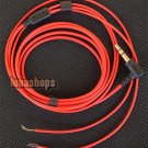 Universal Neutral red Repair updated Cable for Shure UE Westone earphone Headset