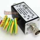 Safety Coax BNC Plug Signal Protector Surge Arrester kls01-v40a Black limited