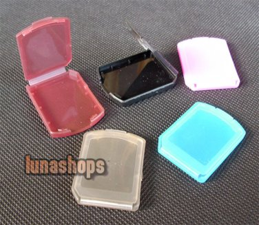 2pcs Cheap Protective Hard Plastic Game Card Box Case Storage Holder for PS Vita