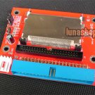 """CF Card To 40 44 Pin 2.5"""" 3.5"""" IDE SSD HDD Male Adapter full function"""