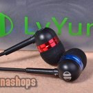 LvYuna TP-20 Stereo Bass plus In Ear Earphone Headset For PSV 3DSLL Console