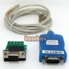 USB 2.0 to RS-485 rs2485 DB9 Serial Converter Adapter Cable (A+ Chip version)