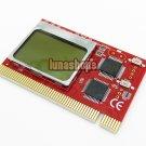 Mini PCI LCD Display Motherboard Diagnostic Debug Card Tester Analyzer Laptop PC